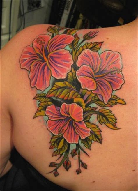 chief wahoo tattoo this hibiscus but only chief wahoo will be