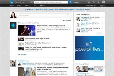 Linkedin Shuts Down Its Ad Network 12 Months After It Opened Digital Adage Linkedin Ad Template