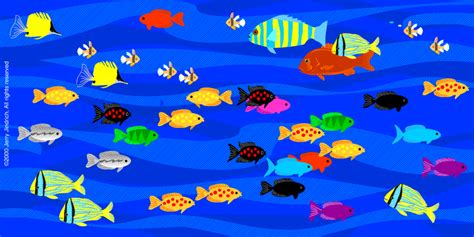 fish colors 169 2000 jerry jindrich all rights reserved revised 1 20 2015