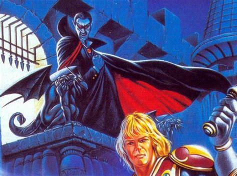 Nintendo Power Simon S Quest Guide Castlevania Wiki image dracula simon s quest jpg castlevania wiki