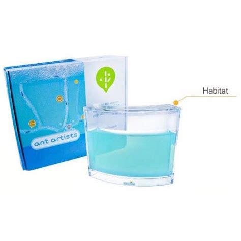 Led Aquarium Bandung Aquarium Gel Ternak Semut Illuminated Blue Jakartanotebook