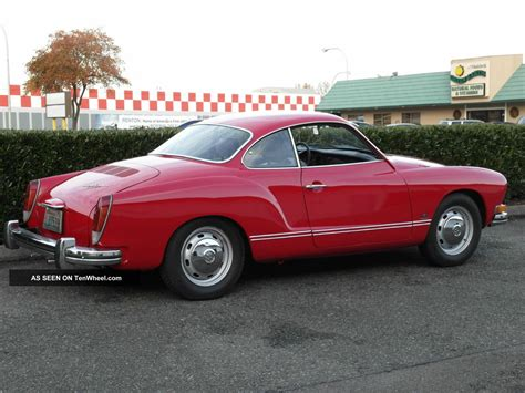 1974 karmann ghia 1974 volkswagen karmann ghia base 1 6l