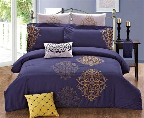 Navy And Gold Bedding by Navy Gold Comforter Home Furnishings Comforter