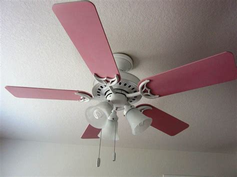 pink ceiling fan with light pink ceiling fan with light cernel designs