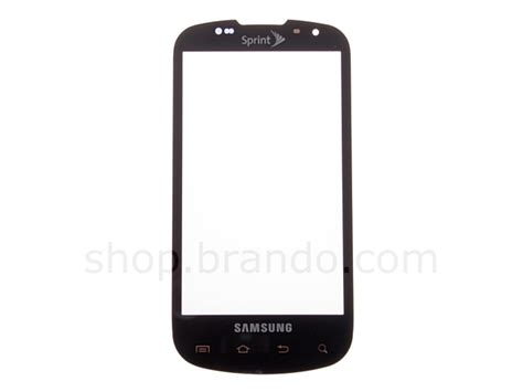 sprint samsung epic 4g galaxy s sph d700 take apart tear samsung epic 4g sprint sph d700 glass lens
