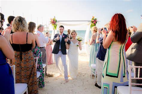 Jamaican Wedding Attire by The Destination Wedding Jet Fete By Bridal Bar