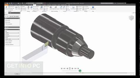 Autodesk Inventor 2018 Software Designed Industrial Parts autodesk inventor hsm 2018 x64 free