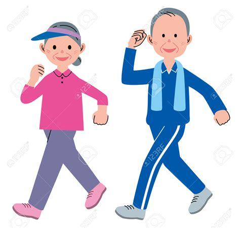exercise clipart seniors exercising clipart www imgkid the image