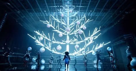 watch marks and spencer s new festive ad which celebrates