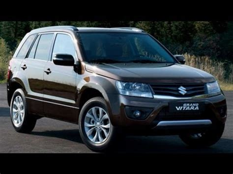 Suzuki Vitara 4wd Problems 2013 Suzuki Grand Vitara Problems Manuals And