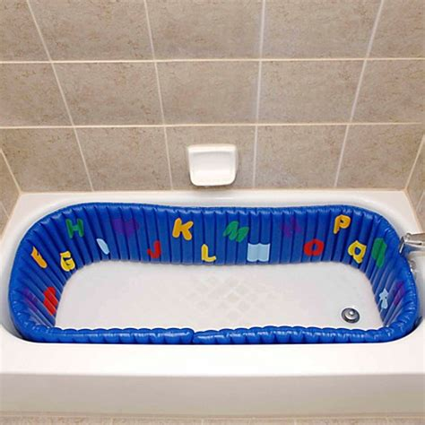 bathtub bumper abc tub time bumper bed bath beyond
