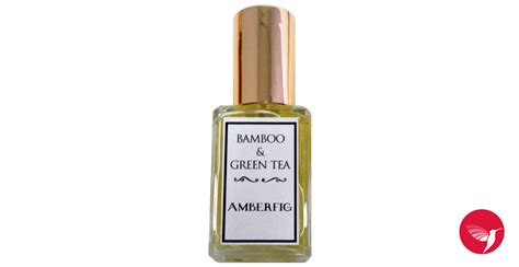 Parfum Green Tea bamboo green tea amberfig perfume a new fragrance for