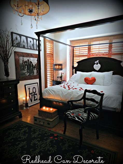 Freaky Bedroom Ideas romantic bedroom redhead can decorate