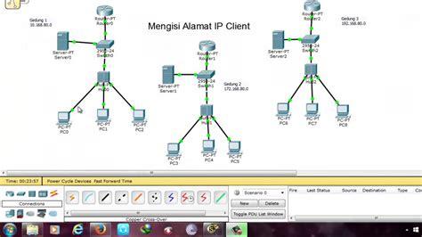 tutorial membuat jaringan lan pdf tutorial simulasi jaringan man youtube