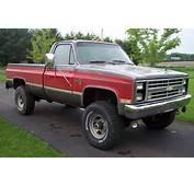Buy Used 1986 Chevrolet K30 1 Ton 4X4 GMC 454 THM 400