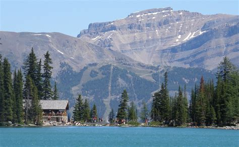 Exciting House Plans Lake Agnes Tea House Banff Photos Diagrams Amp Topos