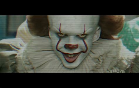 film it all see some creepy new footage of pennywise in the new tv