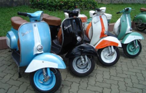 Modifikasi Vespa Style by Modifikasi October 2011