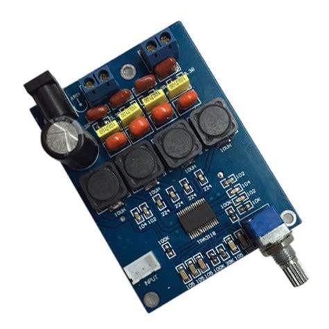 Digital Lifier Board Diy Tpa3118 12 24v tpa3118 dc18v 24v class d digital lify board lifier