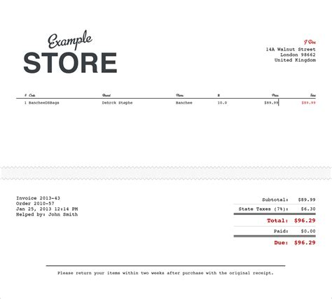 car sales receipt template free car sales invoice template