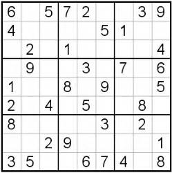 Sudoku Printables With Answers » Home Design 2017
