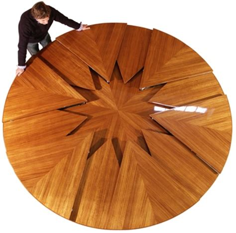 Circular Expanding Table by Nsftools The October 2009