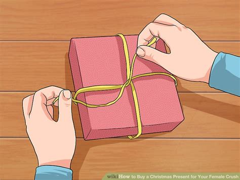 christmas present for your crush how to buy a present for your crush 12 steps