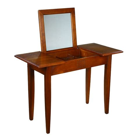 Pine Vanity Table Designer Bernard Sigieur Pine Cherry Wood Vanity Dressing Table X Ebay