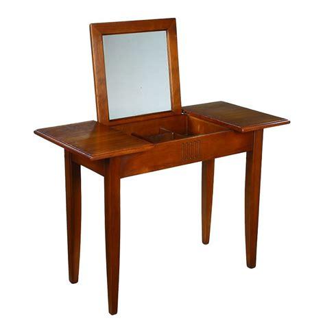 Wood Vanity Table Designer Bernard Sigieur Pine Cherry Wood Vanity Dressing Table X Ebay