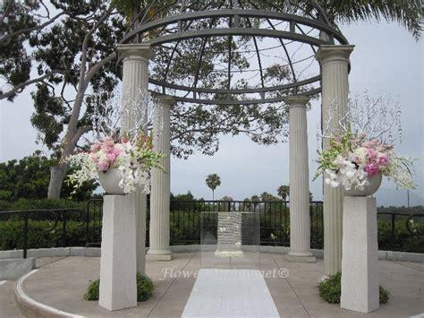 wedding flowers orange county california marriott hotel wedding costa mesa ca flowerfusion
