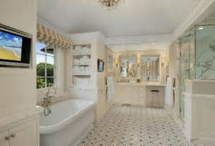 Is perfect i know that many people love having enormous bathrooms