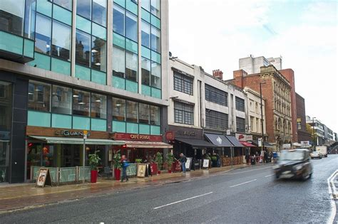 haircut deals manchester city centre manchester city centre shops and businesses hit by