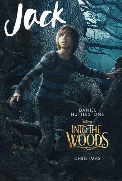 film disney jack disney into the woods new trailer 10 movie posters