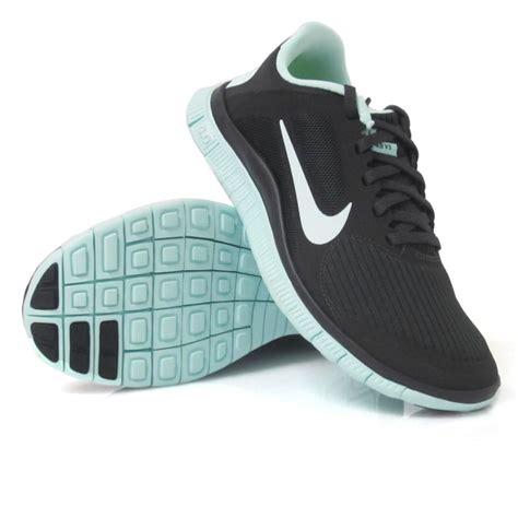 nike free 4 0 v3 womens running shoes grey mint
