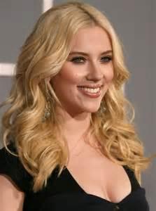 Scarlett johansson hairstyles sexy curls pretty designs