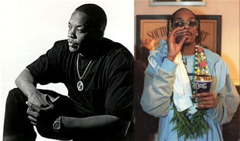 Snoop Dogg And Dr Dre Is At The Door by Hooked On Phonics Not As Addictive As Creators Hoped
