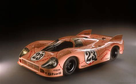 Porsche Car History by Porsche 917 Greatest Racing Car In History Wallpapers Hd