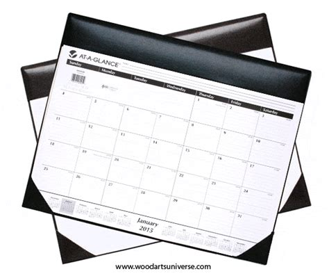 desk calendar pad holders leather desk calendar planner waucust537 wood arts universe