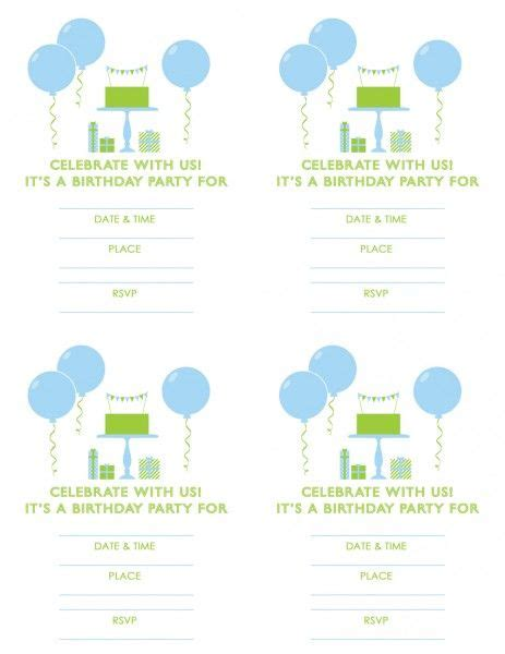 170 best images about free printable birthday party