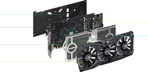 Vga Asus Geforce Rog Strix Gtx1060 6g Gaming 6gb Gddr5 rog strix gtx1060 6g gaming graphics cards asus global