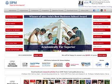 Bba Mba Integrated Course Iipm by Iipm Can T Use Mba Bba Tag For Its Courses Delhi