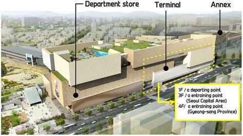 Detox Center Iol by Touch Daegu Dongdaegu Complex Transit Center Started Running
