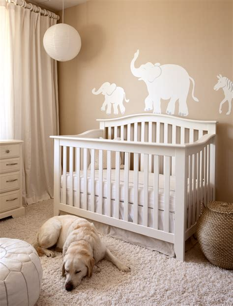 Elephant Decor For Nursery Remarkable Elephant Canvas Nursery Decorating Ideas Gallery In Nursery Traditional Design Ideas