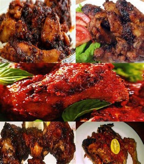 Teflon Bakaran 11 resep bumbu ayam bakar spesial lezat sederhana praktis resep masakan plus