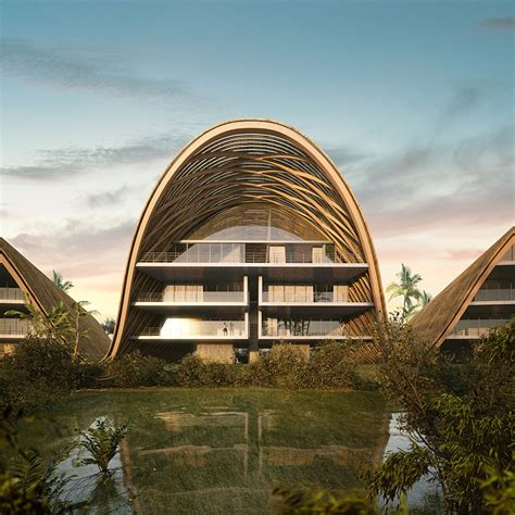 designboom mexico sordo madaleno plans el zafiro development in coastal mexico