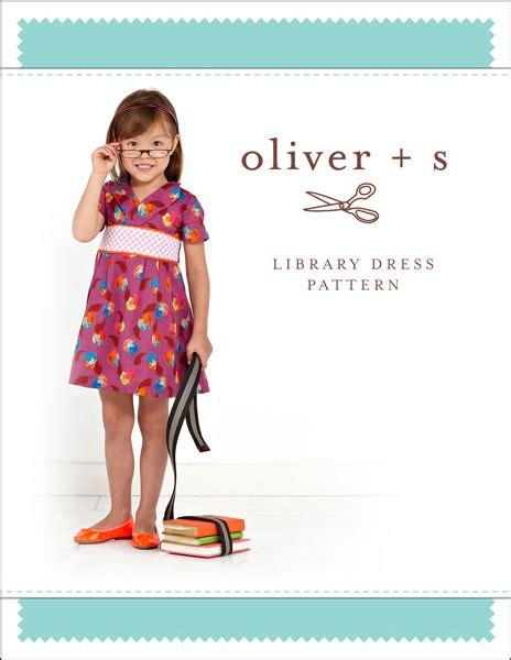 pattern review oliver s oliver s os043ld library dress