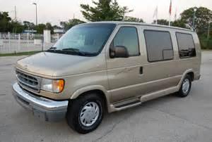 2000 Ford Econoline E150 2000 Ford Econoline E150 Conversion