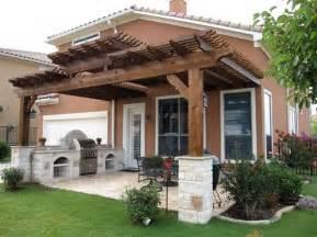 Outdoor Patio Covers Pergolas » Home Decoration