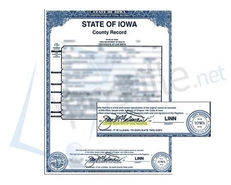 Iowa Genealogy Marriage Records 25 Best Ideas About Vital Records Birth Certificate On Copy Of Birth