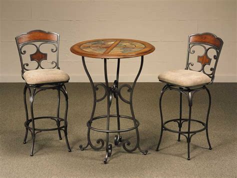bistro table sets for kitchen this bistro set country bistro